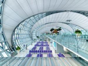 Airport terminal Lufthasa