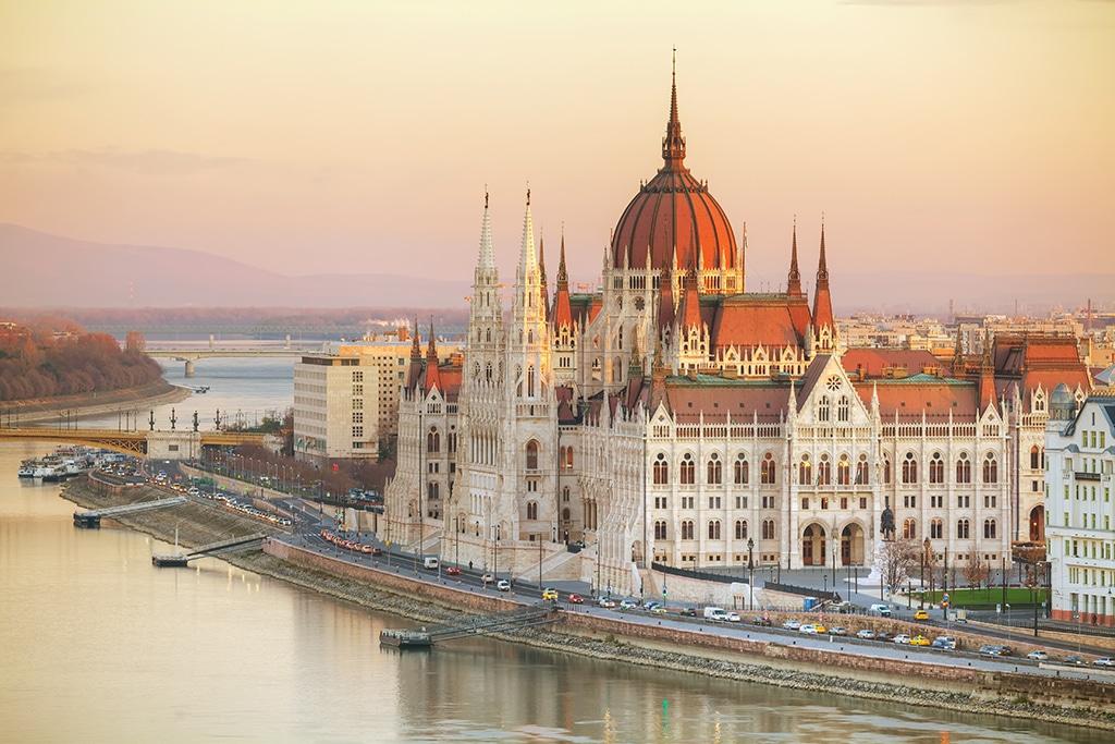 Budapest reisen