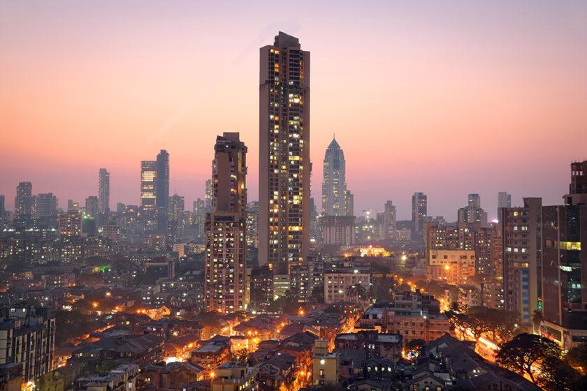 Panorama Indien urlaub