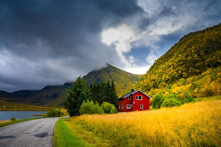 Reise tip für Skandinavien Norwegen