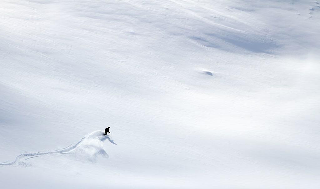 Skifahren in Norwegen