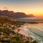 Kapstadt Strand urlaub!