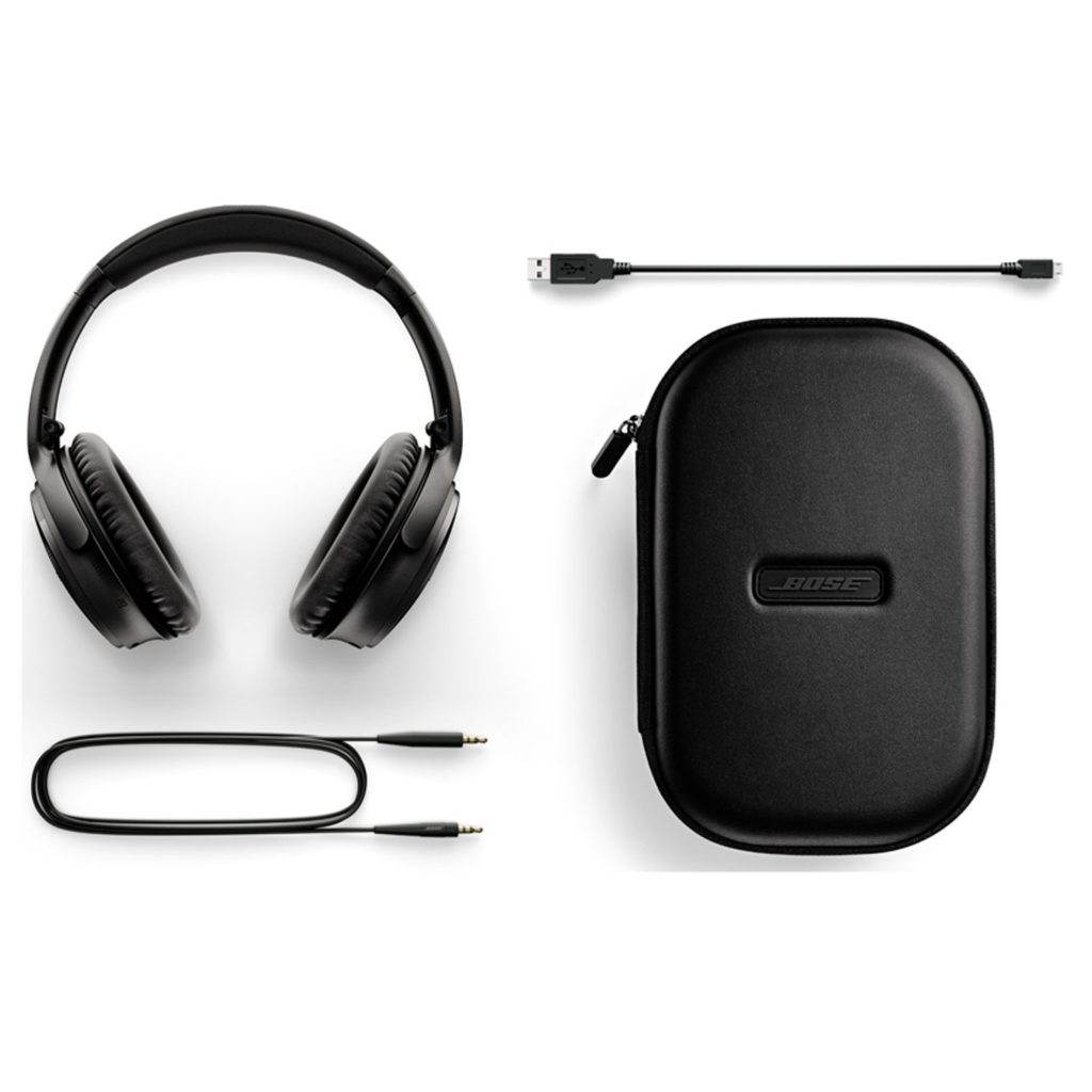 Noise Cancelling bluetooth wireless Headphones von Bose
