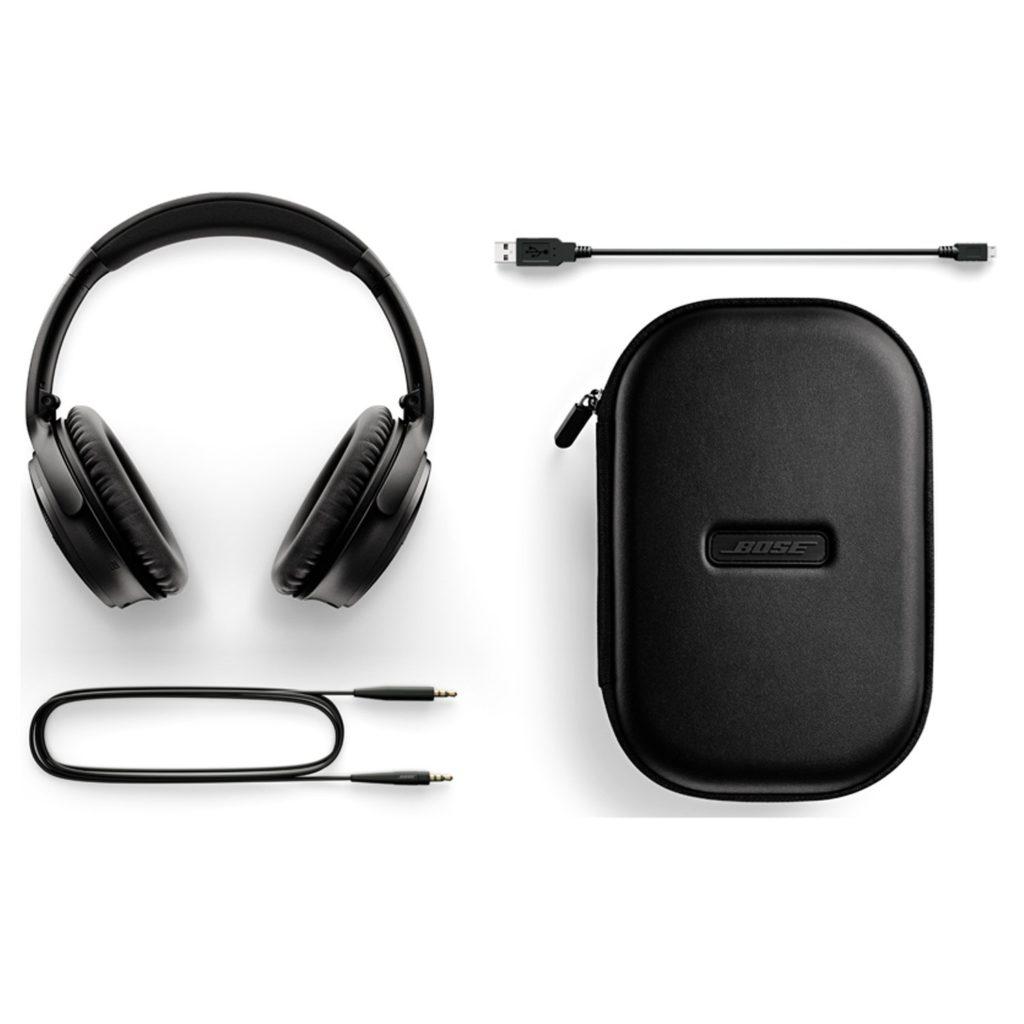 Noise Cancelling bluetooth wireless Headphones von Bose