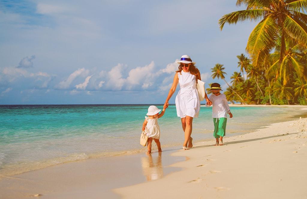 Karibik Familien urlaub