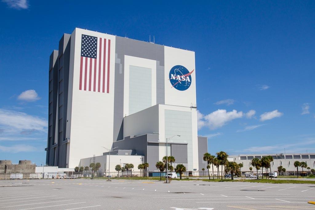 zur NASA reisen