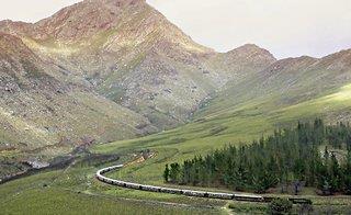Rovos Rail - Luxus auf Schienen - Pretoria - Kapstadt
