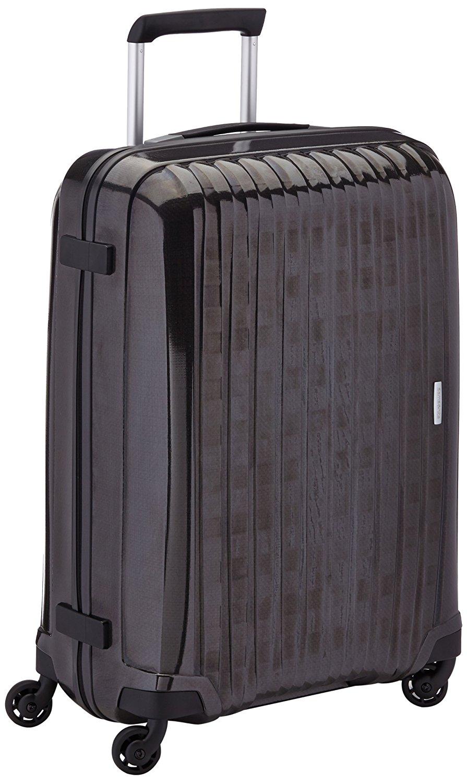 Samsonite Chronolite Spinner 75 Koffer, 75cm, 98 L, Black