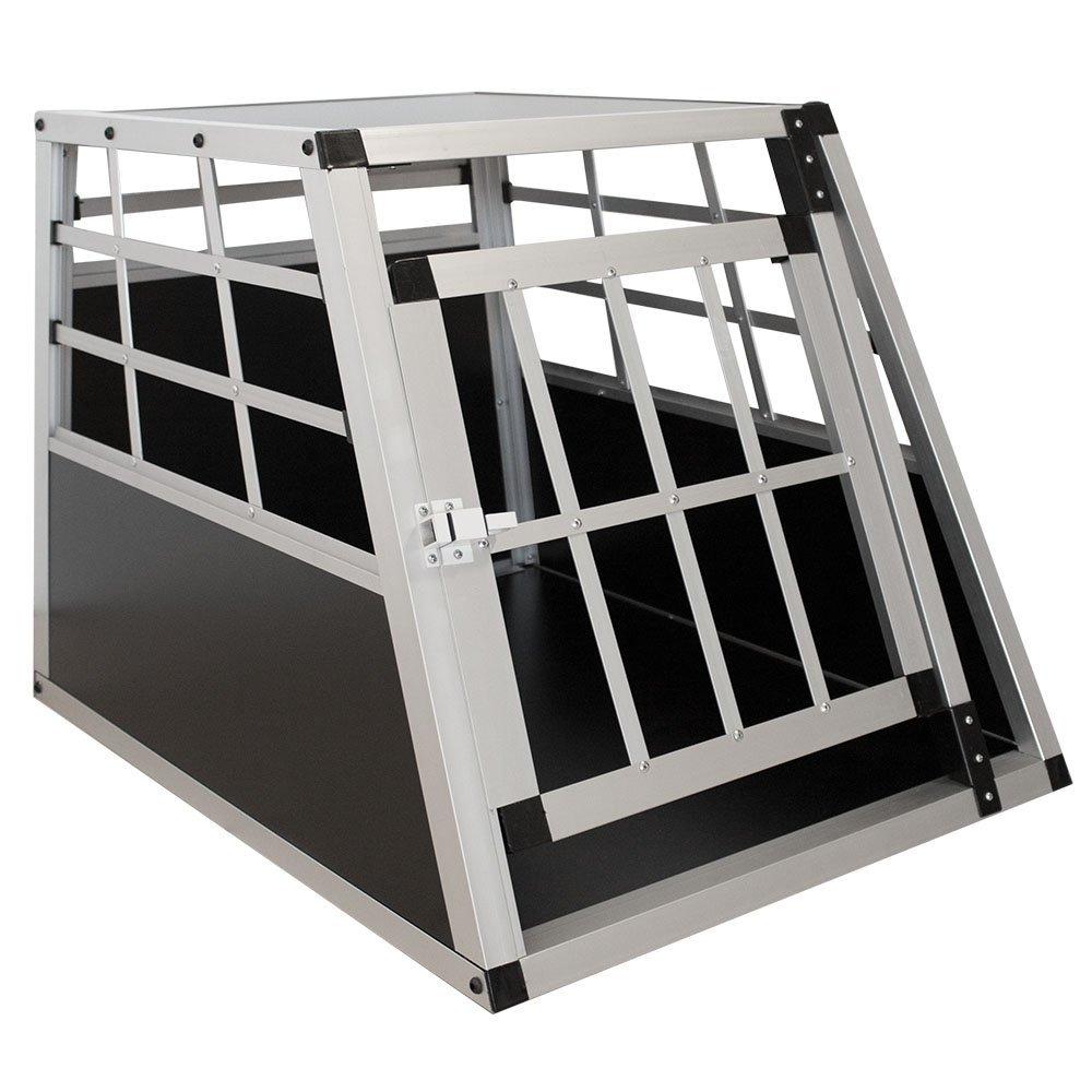 Aluminium Hundetransportbox in 4 Größen