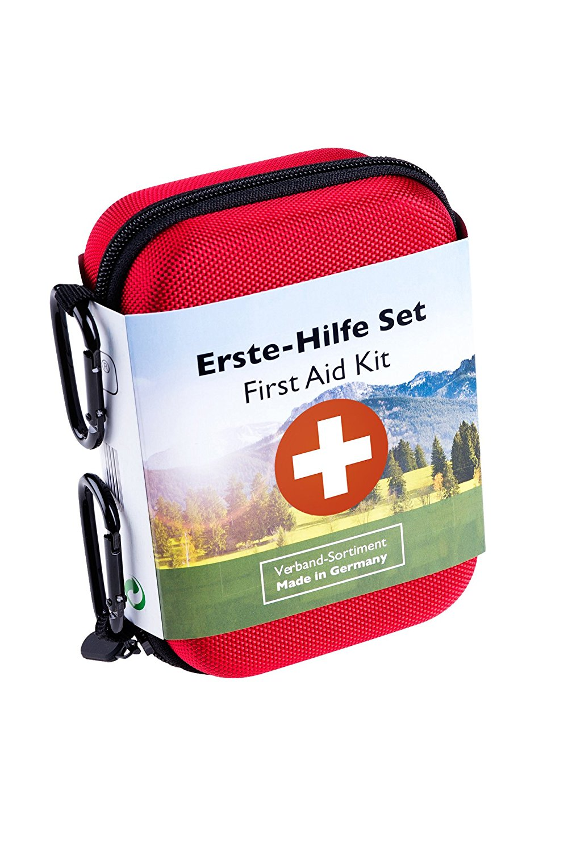 Erste Hilfe Set Outdoor, Sport & Reisen für die optimale Erstversorgung