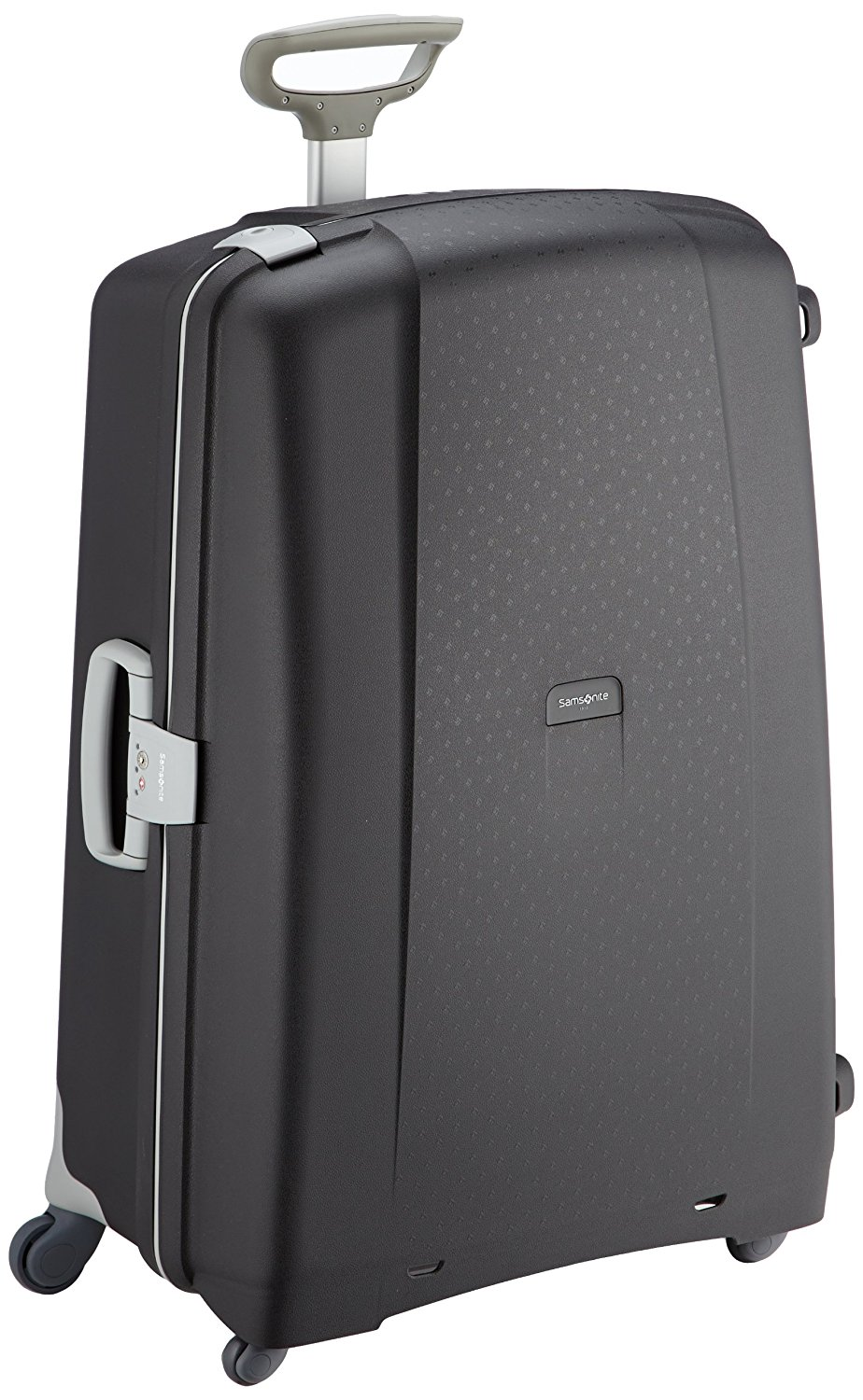 Samsonite Aeris Spinner 82/31 Koffer, 81cm, 119 L, Black