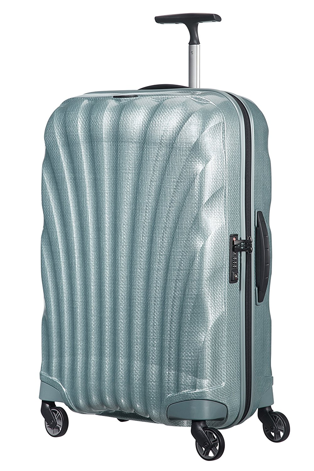 SAMSONITE Cosmolite Spinner 69/25 Koffer, 69 cm, 68 L, Ice Blue