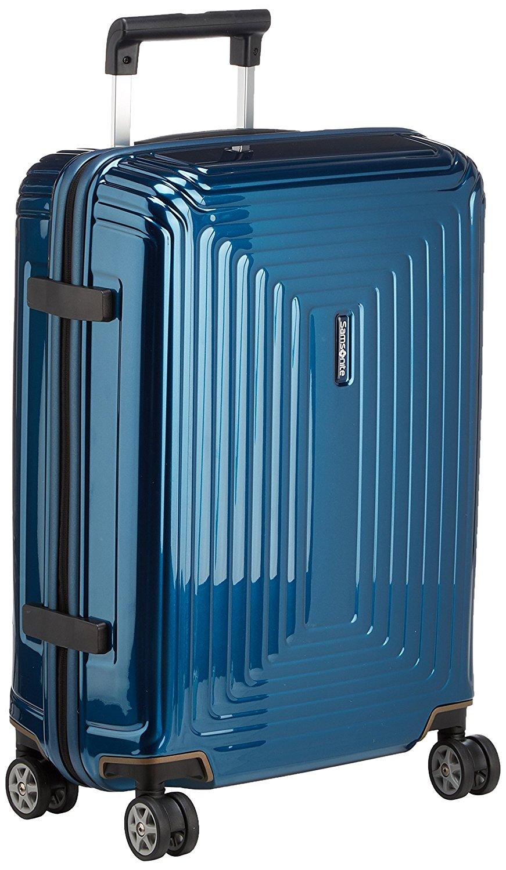 Samsonite Neopulse Spinner, S (55cm-38L), METALLIC BLUE