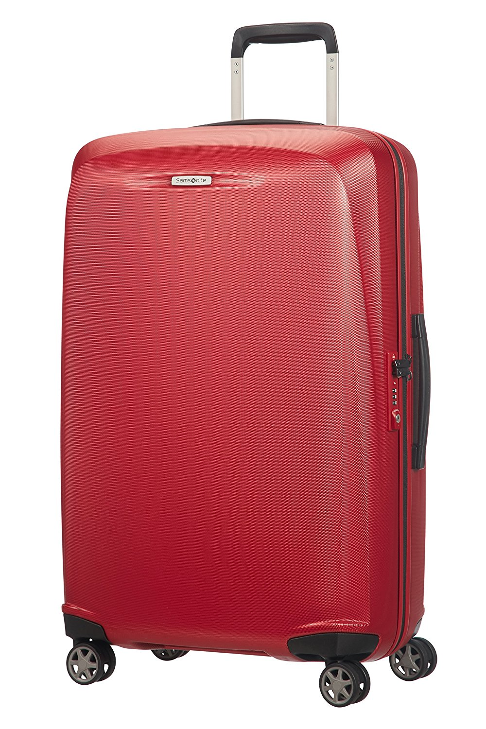 SAMSONITE Starfire Spinner 69/25 Koffer, 69 cm, 67 L, Crimson Red