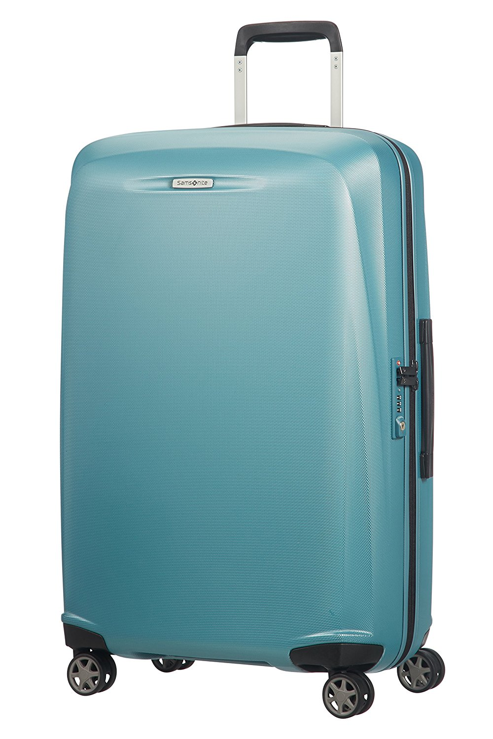 SAMSONITE Starfire Spinner 69/25 Koffer, 69 cm, 67 L, Ice Blue