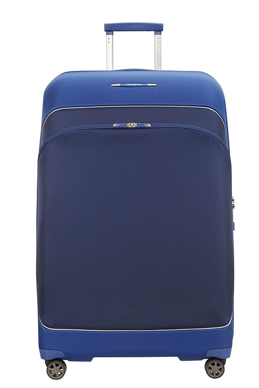 SAMSONITE Fuze Spinner Expandable 139-4.1 KG Koffer, 82 cm, 122 L, Cobalt Blue