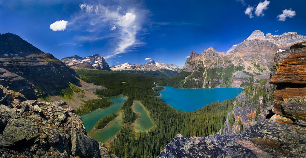 Rundreise Kanada Westen