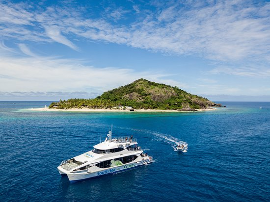 """Blue Lagoon Cruises - Fiji Princess"""