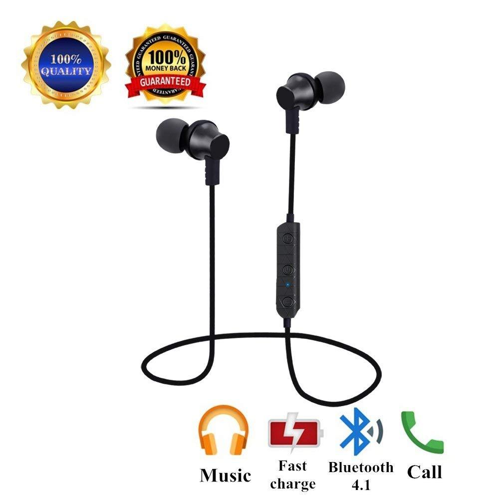 In ear Bluetooth Kopfhörer in ear, bloothooth kopfhörer bloothooth kabellos Schweißresistent Wireless Kopfhörer headset magnetisches für iPhone X,8,8plus,7,7plus,Samsung Galaxy,iOS,Smartphone Android