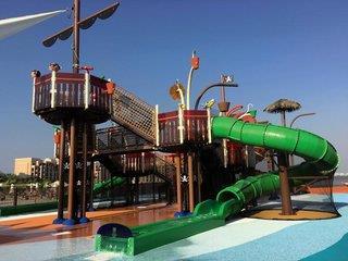 Kombination: Mövenpick Hotel IBN Battuta Gate Dubai +Hotel Doubletree b.Hilton Resort&Spa Marjan Isl