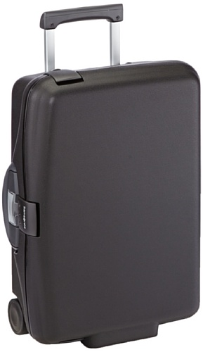 Samsonite Cabin Collection Upright 55/20 Koffer, 55cm, 32 L, Black