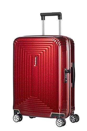SAMSONITE Neopulse koffer ultraleicht 4 rollen - 2.3 KG Koffer, 55 cm, 44 L, Metallic Red