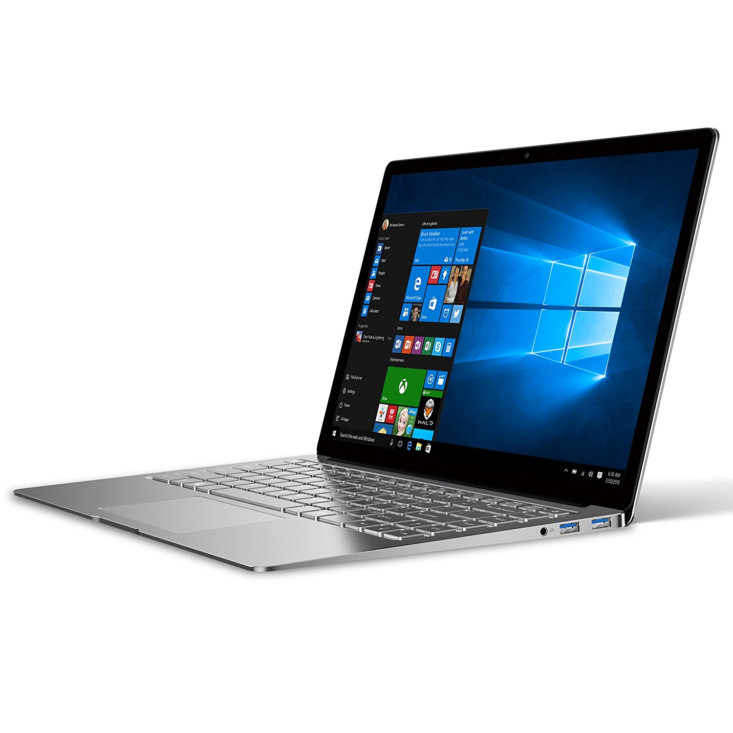 "(Neues Update) CHUWI Lapbook Air 14.1 Zoll Notebook bis zu 2,2 GHz Ultrabook Intel Celeron N3450 (14,1 ""FHD Display, 1920x1080P,Windows 10, 8GB RAM, 128GB ROM, G-Sensor)"