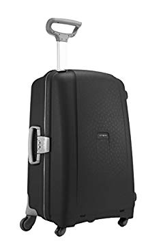 Samsonite Aeris Spinner 75/28 Koffer, 75cm, 88 L, Black