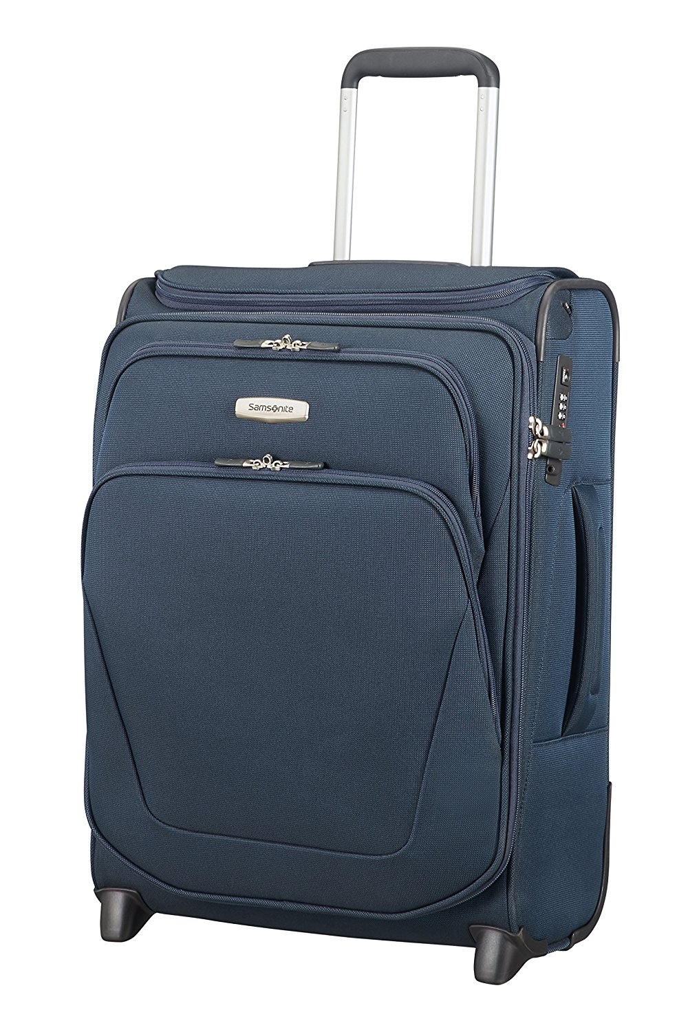 SAMSONITE Spark SNG - Upright 55/20 Expendable with SmartTop Bagage cabine, 55 cm, 48,5 liters, Blau