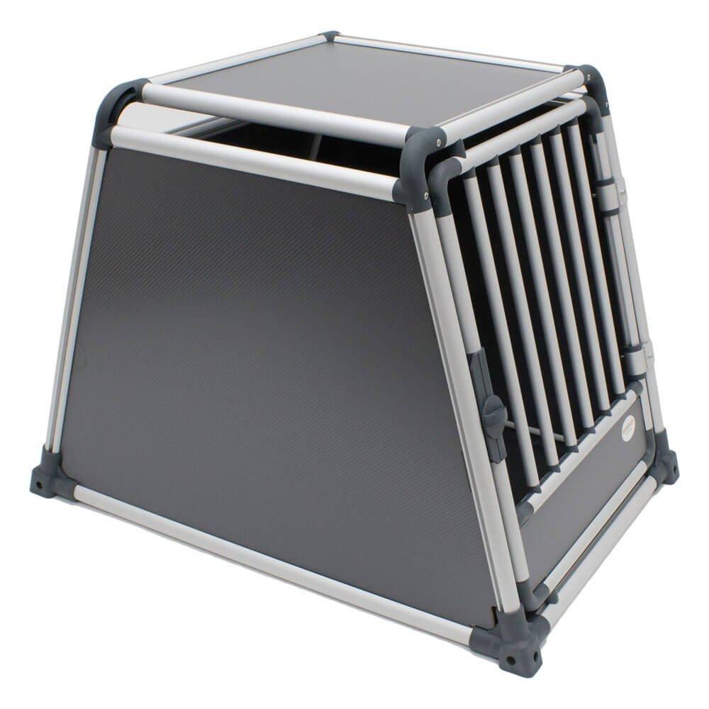 RinderOhr Alu Transportbox - L 91 x 64 x 71 cm