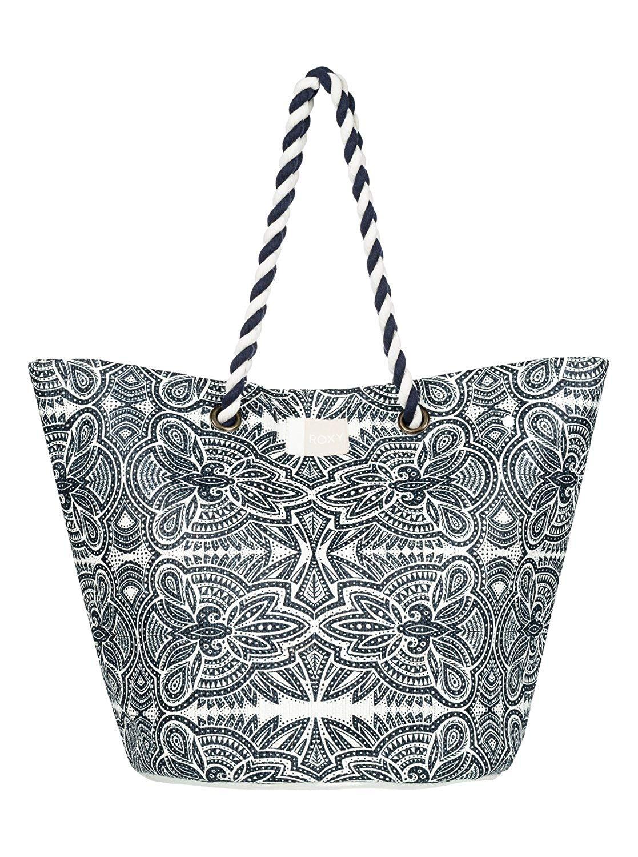 Roxy Sunseeker - Stroh-Strandtasche für Frauen ERJBT03084