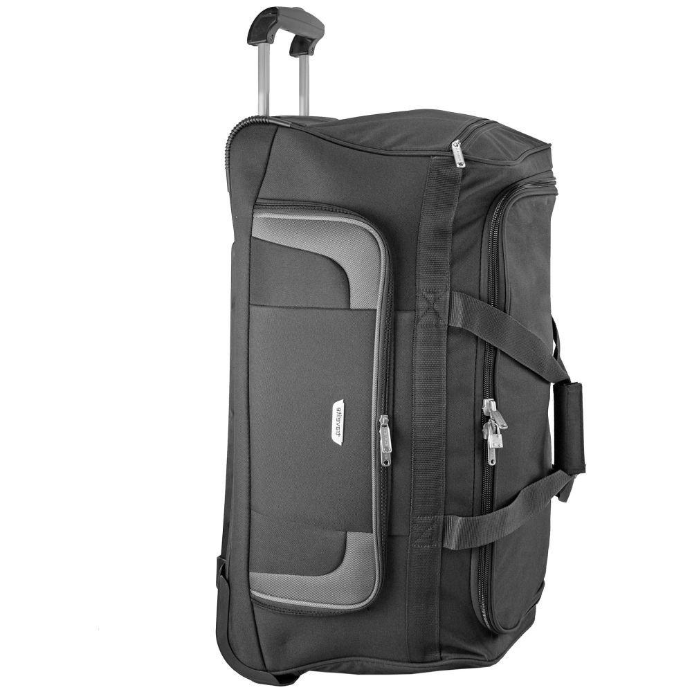 Travelite Orlando Rollenreisetasche 70 cm, schwarz
