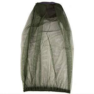 TININNA Moskitonetz Insektenschutz Insekt Schutz Moskito Kopfschutz Mosquito Head Net EINWEG Verpackung
