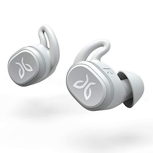 Jaybird Vista, vollständig kabellose Bluetooth Kopfhörer fürs Laufen, Fitness, Gym - IPX7-zertifiziert, wasserdicht, schweißdicht, anpassbares EQ- Grau