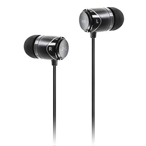 SoundMAGIC E11 Black - Premium In-Ear Kopfhörer